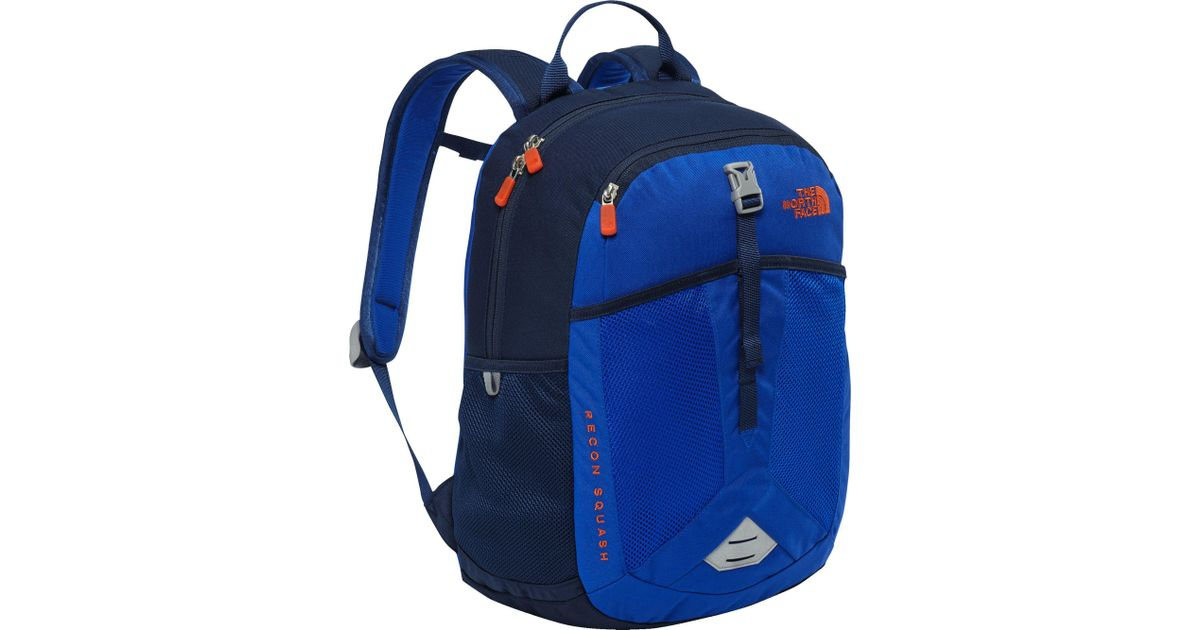 Lyst - The North Face Youth Recon Squash Backpack - Past Season in Blue for  Men e5aab093ffbc2