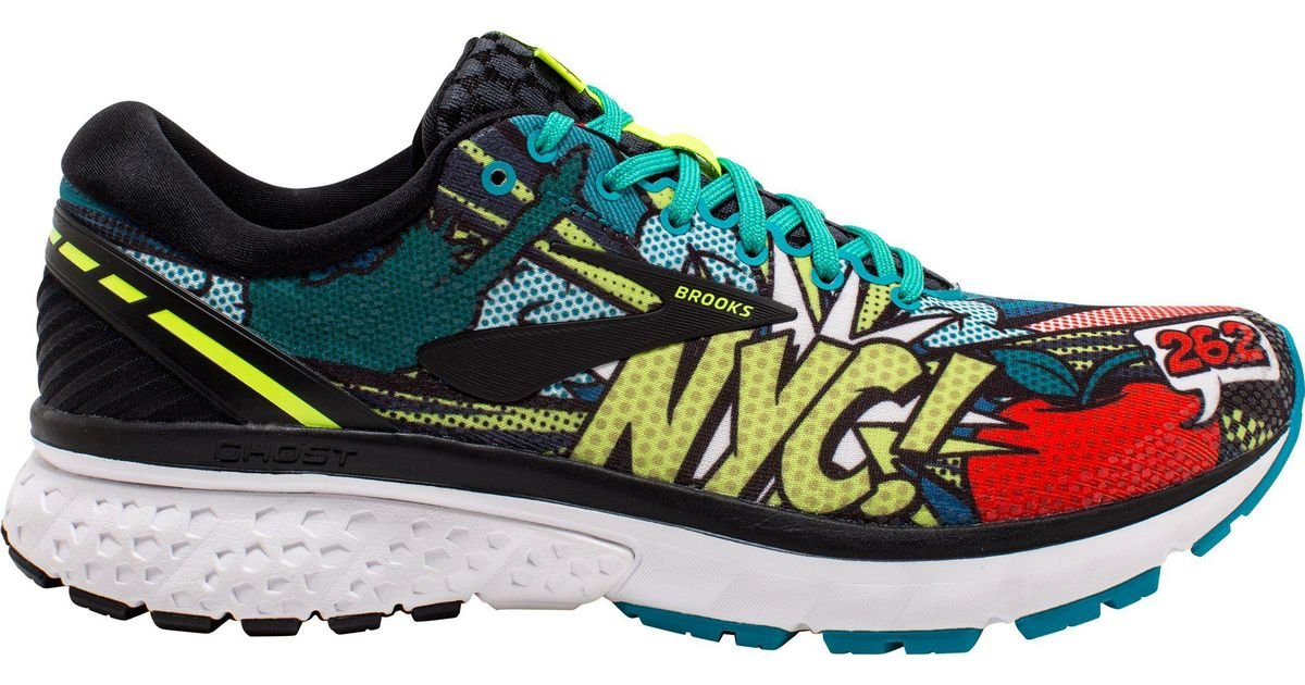 7d946c78d34 Lyst - Brooks Nyc Pop Art Ghost 11 Running Shoes in Blue for Men