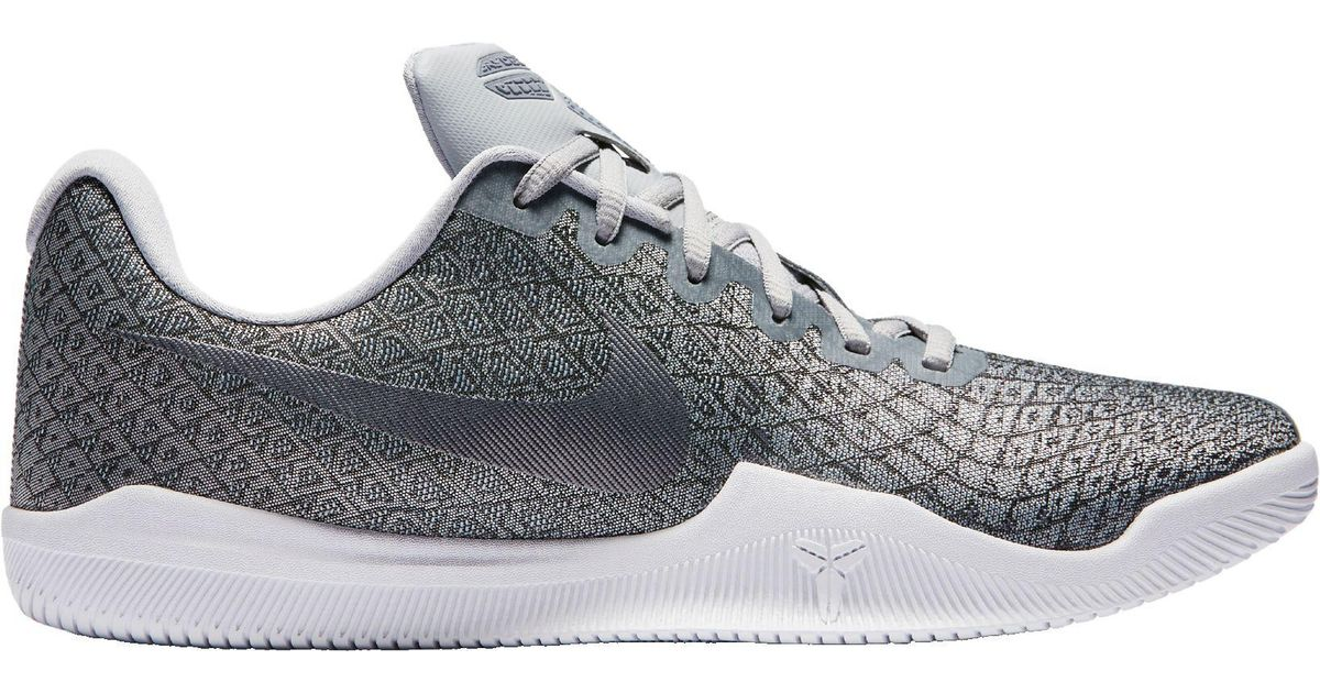 88ca6329def Lyst - Nike Kobe Mamba Instinct Basketball Shoes in Gray for Men