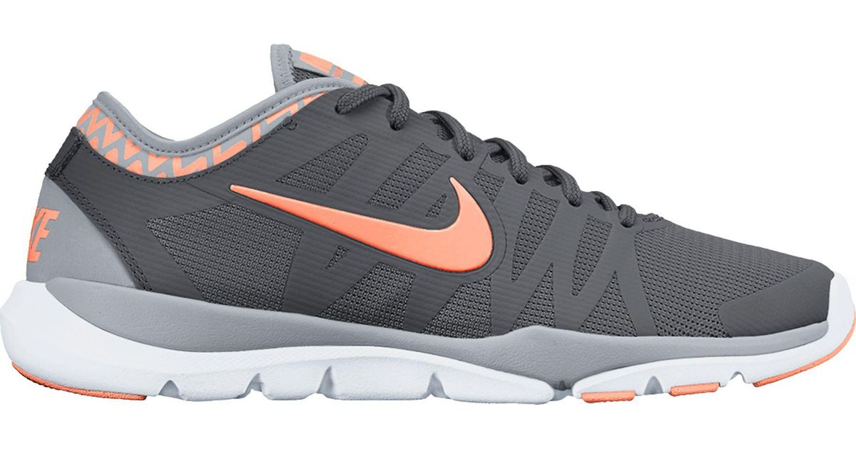 big sale 01005 3a033 Lyst - Nike Flex Supreme Tr 3 Training Shoes in Gray