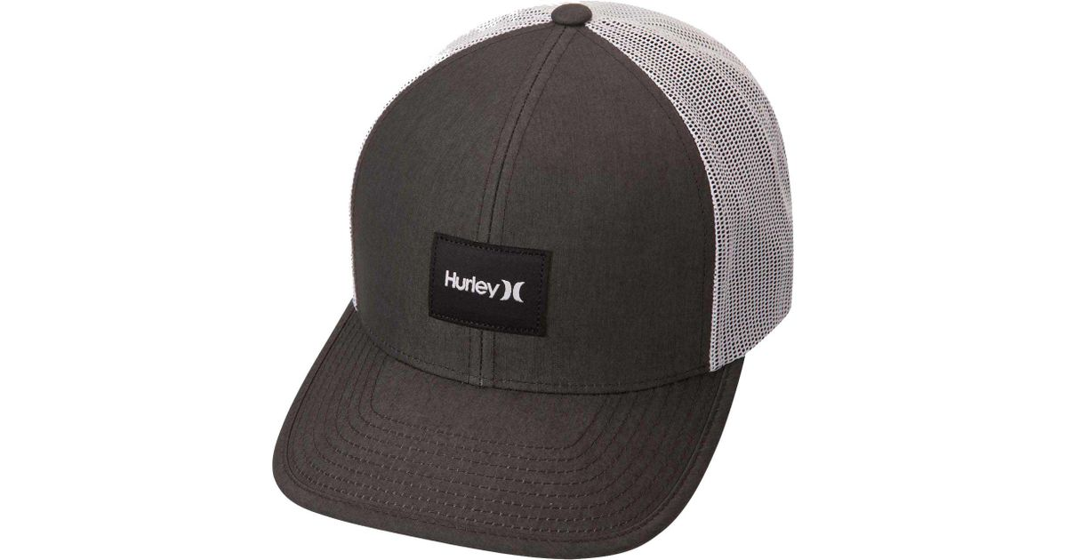 0093646a903c7 ... coupon for lyst hurley surf co hat in black for men 1e899 a7805