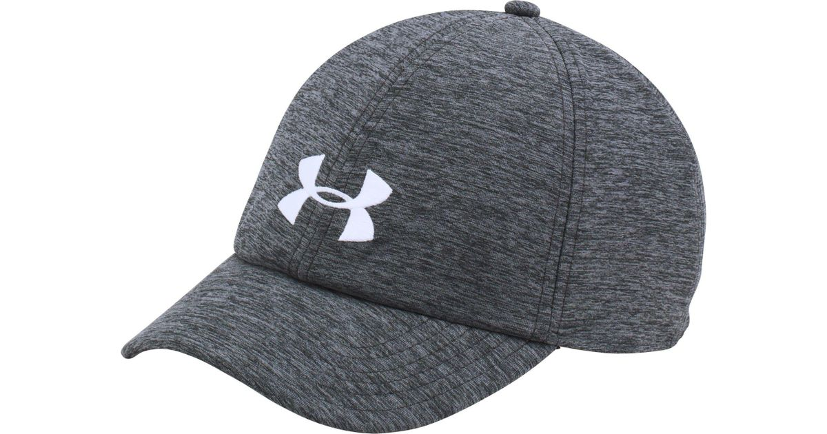 ea86141656d Lyst - Under Armour Twisted Renegade Hat in Black