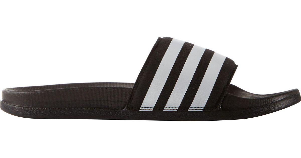 41c0e92ddf97 Lyst - adidas Adilette Supercloud Plus Su Slides in Black for Men