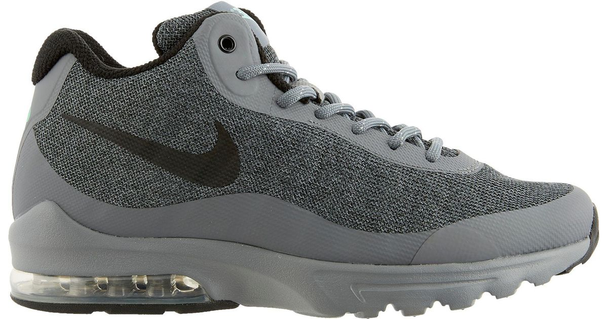 52c905d8964 Lyst - Nike Air Max Invigor Mid Shoes in Gray for Men