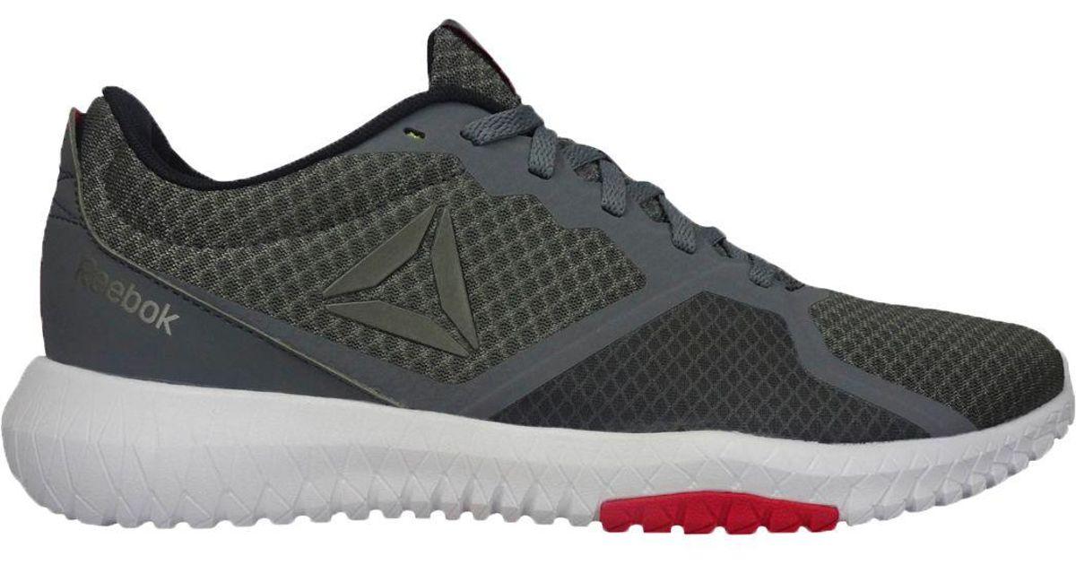 ebab785d68c5 Lyst - Reebok Flexagon Force Training Shoes in Red for Men