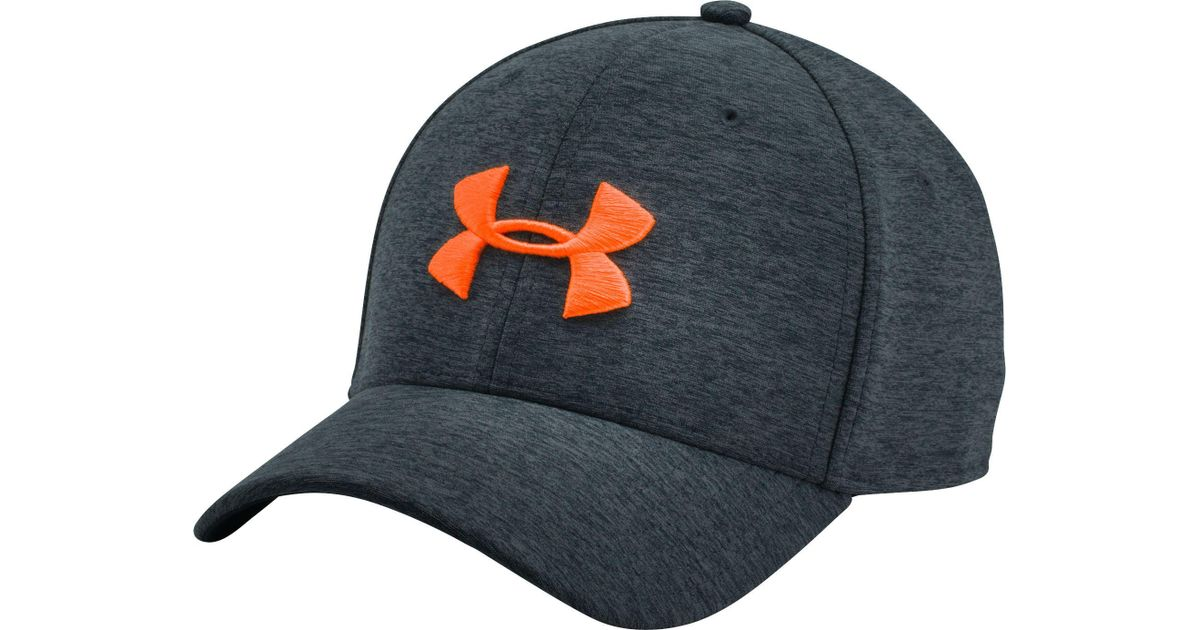 Lyst - Under Armour Twist Print Tech Closer Hat in Gray for Men 80d00c592e2