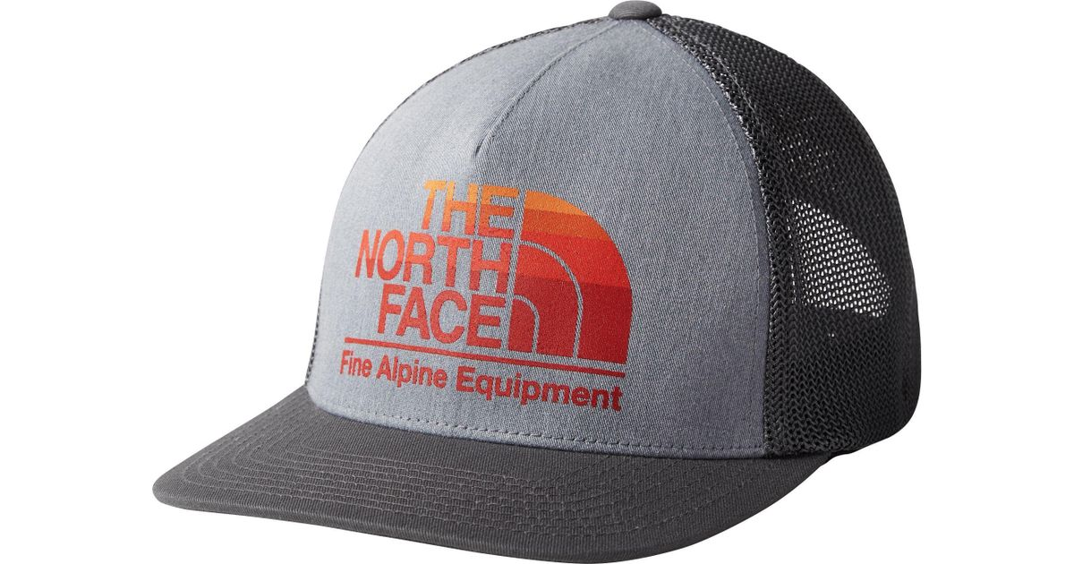 b4f9d1d6 The North Face Keep It Structured Trucker Hat for Men - Lyst