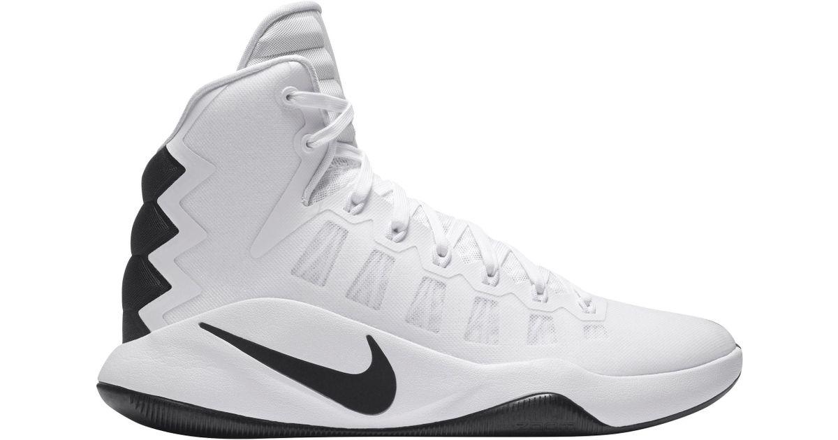 5c7594861363 ... cozy fresh 7c498 fcc4c Lyst - Nike Hyperdunk 2016 Basketball Shoes in  White for Men ...