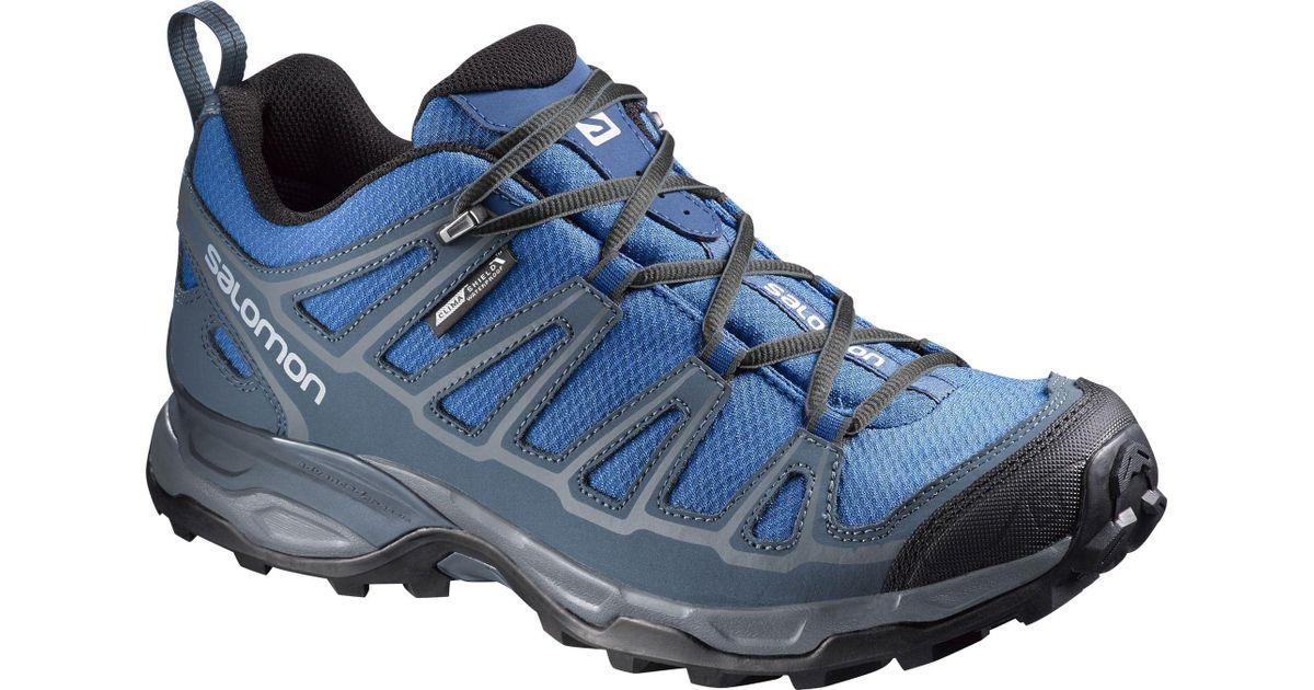 release date: 98615 b6ce6 Yves Salomon - Blue X Ultra Prime Cs Waterproof Trail Running Shoes for Men  - Lyst