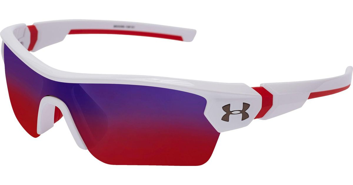 05425ef2f4 Lyst - Under Armour Youth Menace Sunglasses for Men