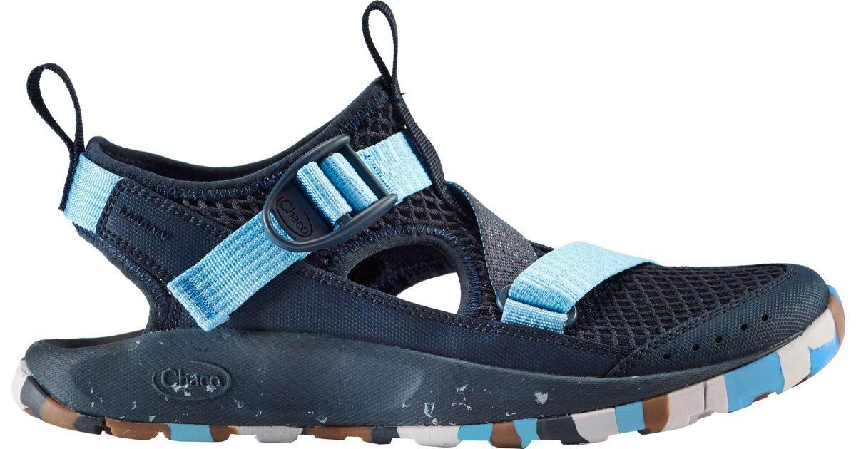 8f7b4186cdb1 Lyst - Chaco Odyssey Sandals – Womens in Blue