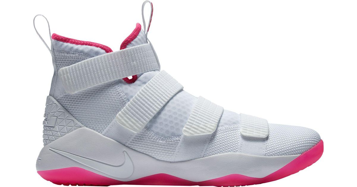 875cbfc2173b Lyst - Nike Zoom Lebron Soldier Xi Basketball Shoes for Men