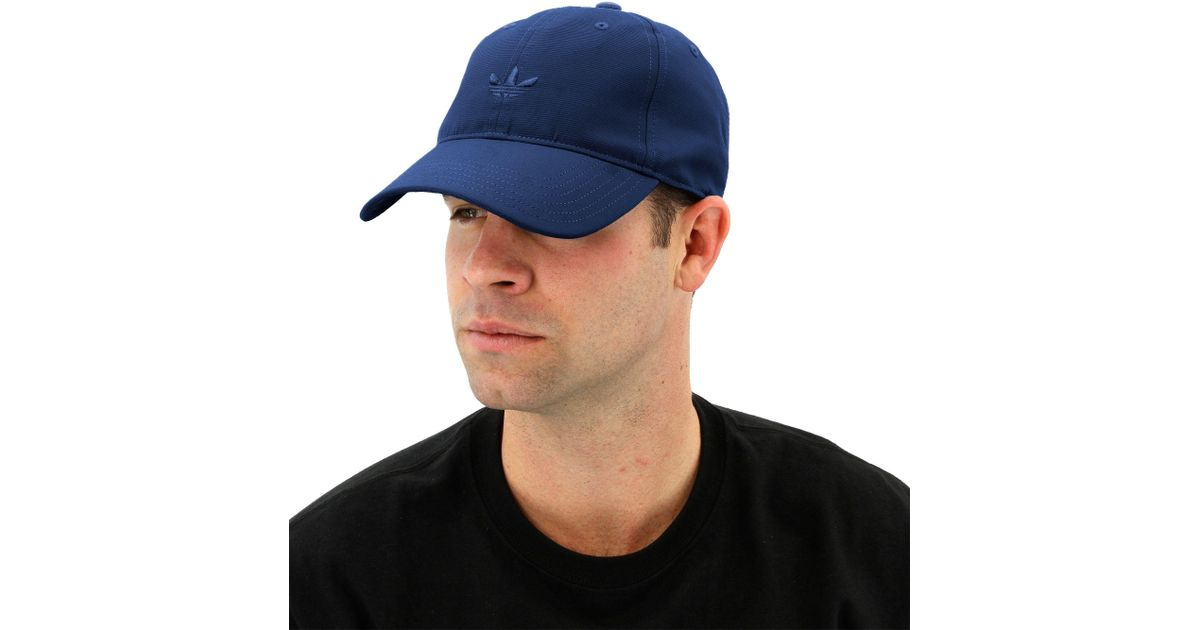 f2dd69149bd ... best authentic 3125e f16c3 Lyst - Adidas Originals Relaxed Modern Cap  in Blue for Men ...