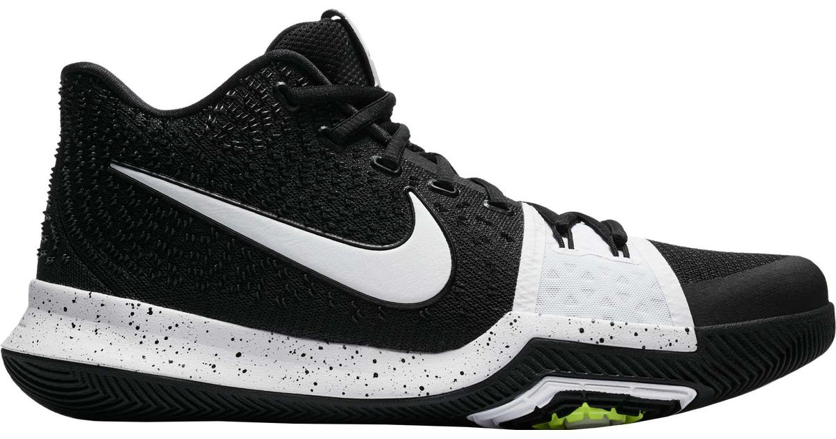 33f25214ba748 ... italy lyst nike kyrie 3 tb basketball shoes in black for men 40cce 4f6bf