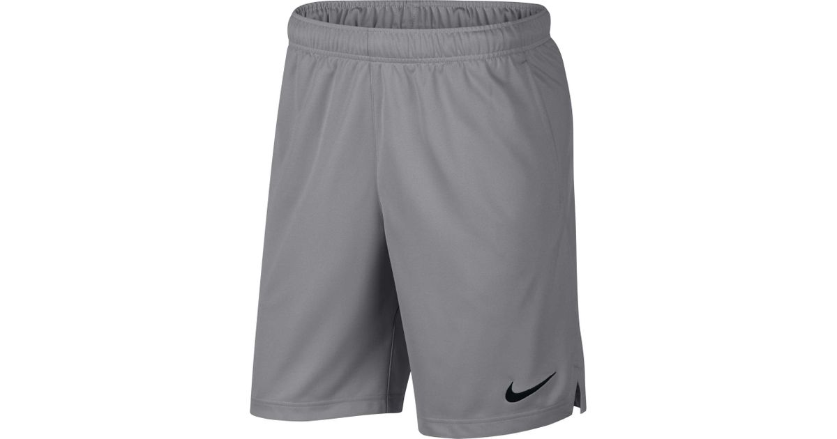 Lyst - Nike Dry Epic Training Shorts in Gray for Men - Save 37% 807cb489e