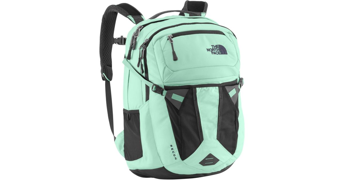 e0bf44913b The North Face Recon Backpack in Green - Lyst