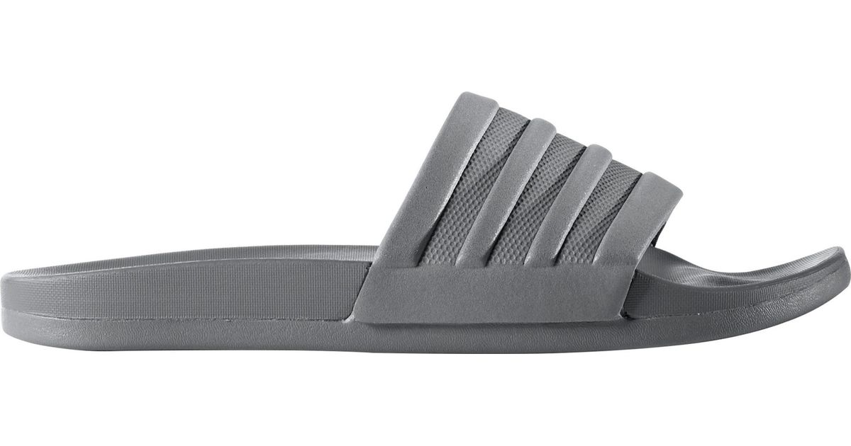 wholesale dealer a51da 9e2cc adidas Men s Adilette CloudFoam Plus MONO Slides. noImageFound. Previous