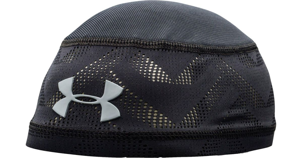 c4bbfbe72fe ... italy lyst under armour heatgear armourvent skull cap in black for men  85eff 8994c