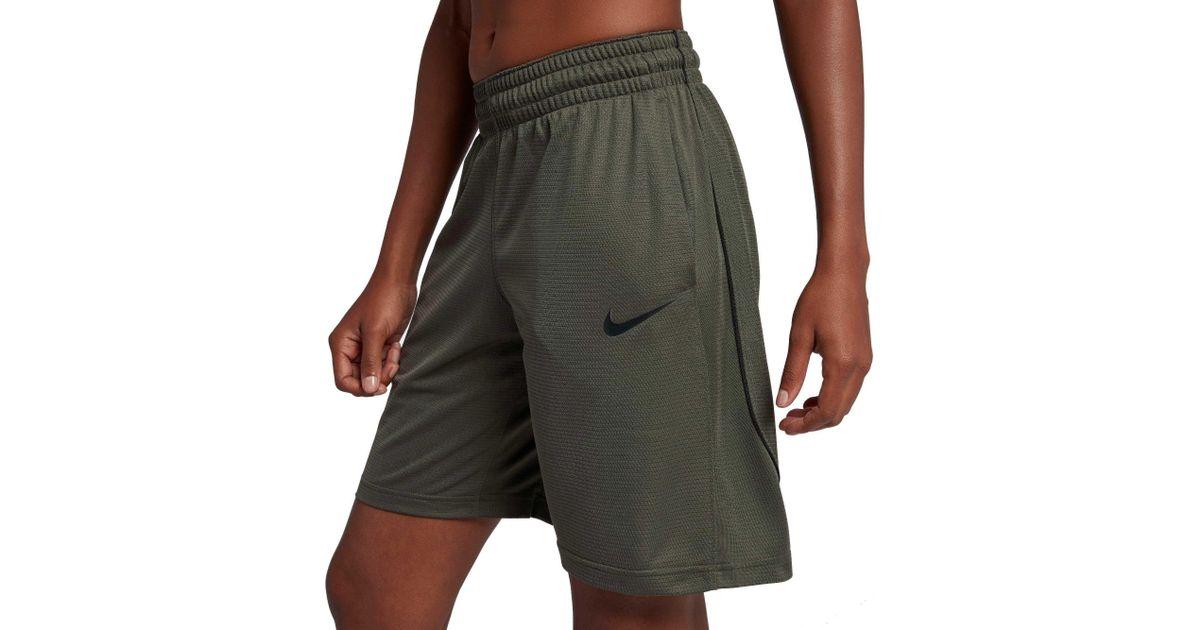 a5a8a01957 Lyst - Nike 10'' Dry Essential Basketball Shorts