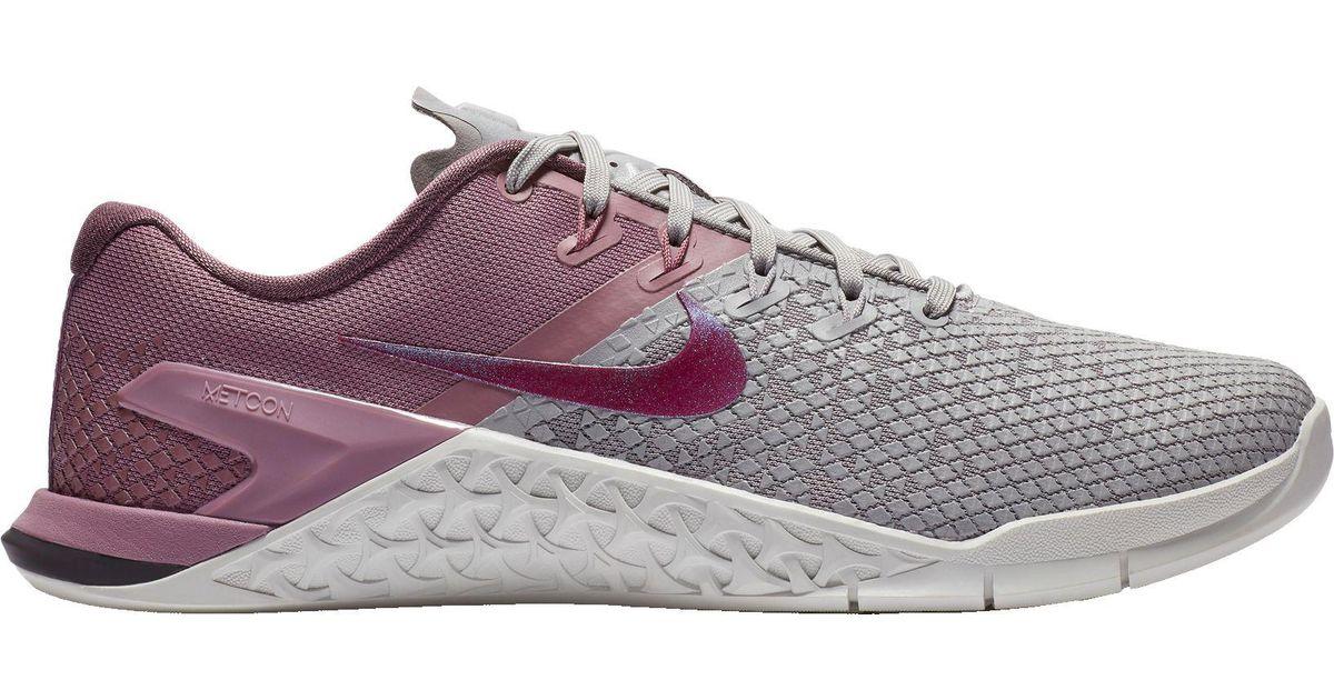 40da2cda9353 Lyst - Nike Metcon 4 Xd Training Shoes in Gray
