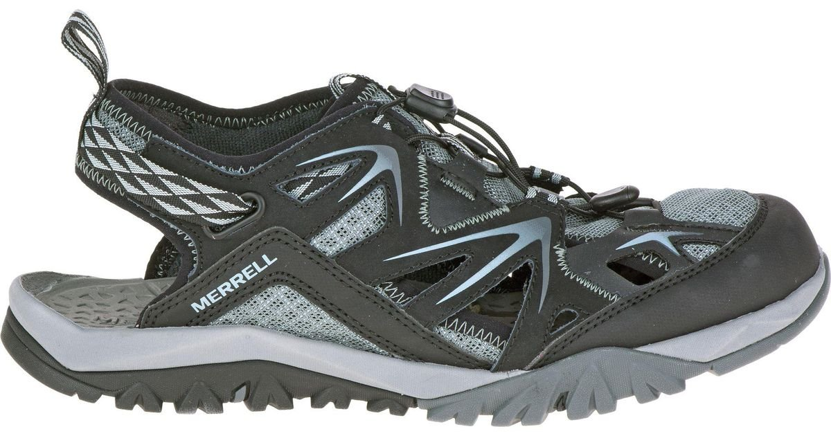 Merrell Capra Sandals Rapid Lyst Black Sieve Hiking 34LAR5cjqS
