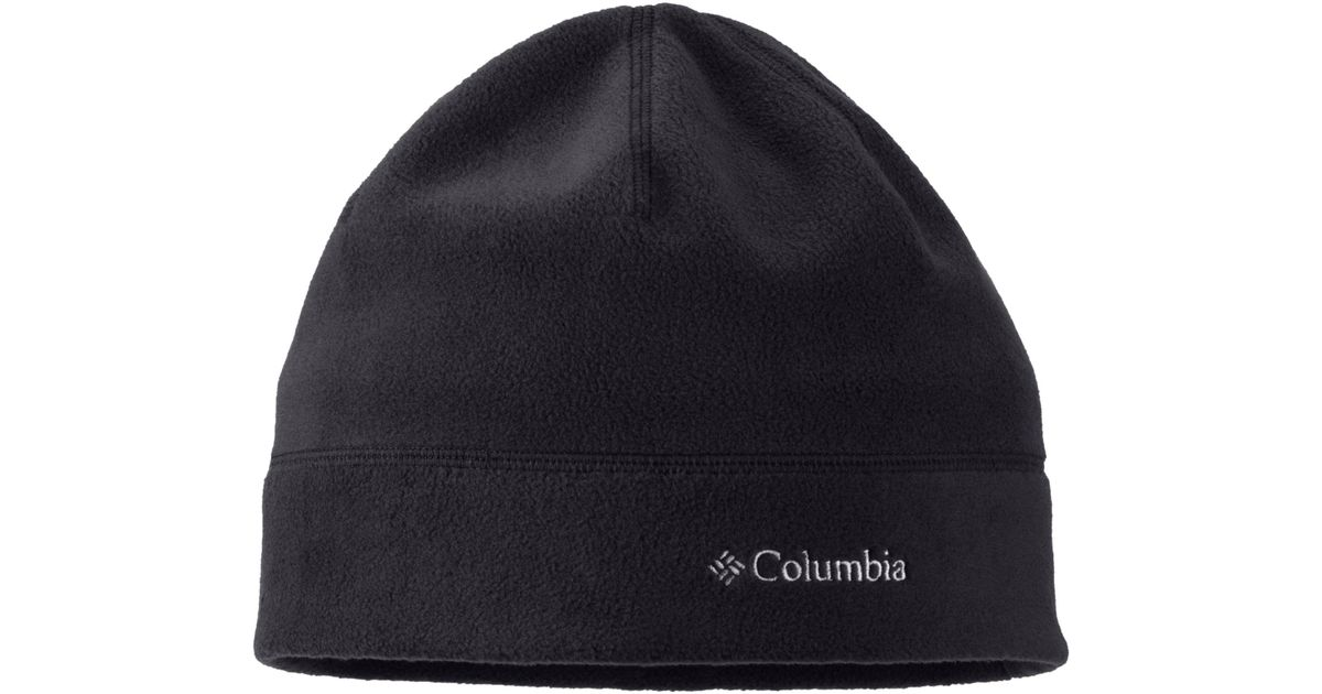 05821fad33d Lyst - Columbia Thermarator Hat in Black for Men