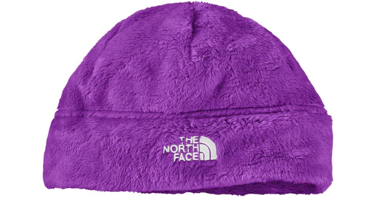 cdf5b7070 The North Face - Purple Girls' Denali Thermal Beanie - Lyst