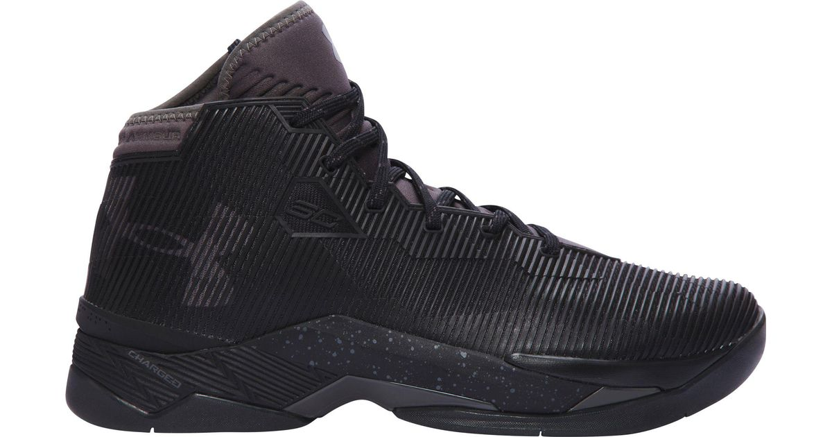 050ab30ff175 Lyst - Under Armour Curry 2.5 Basketball Shoes in Black for Men