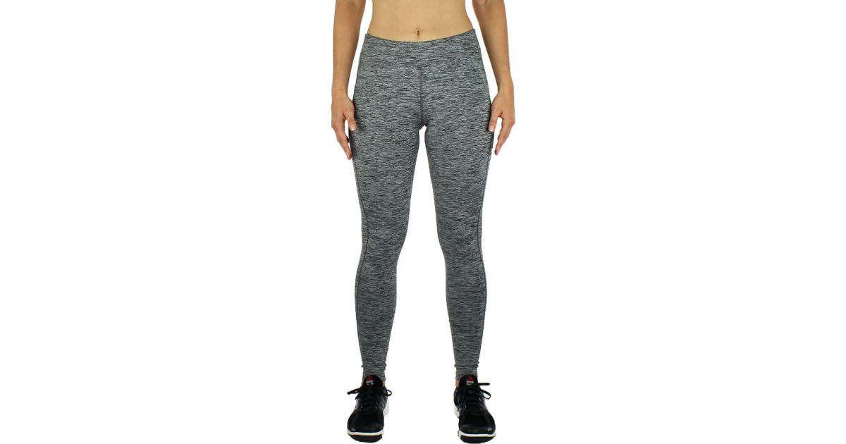 9e7d3c124e Reebok Cold Space Dye Weather Tights - Lyst