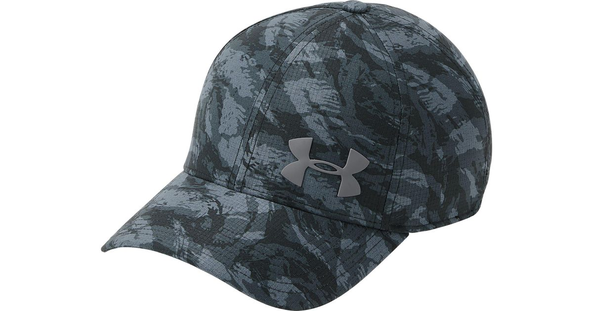 best cheap 3cb4c ae2bd Under Armour Airvent Core Hat in Black for Men - Lyst