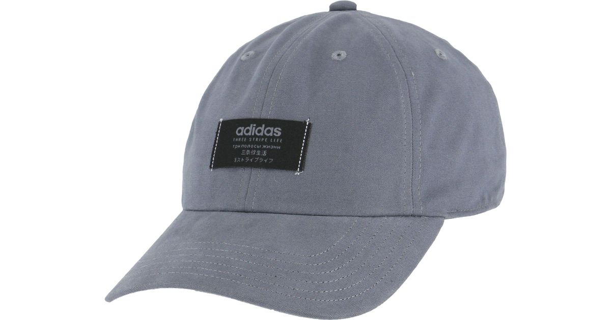 555635ad530be Lyst - adidas Impulse Hat in Gray for Men