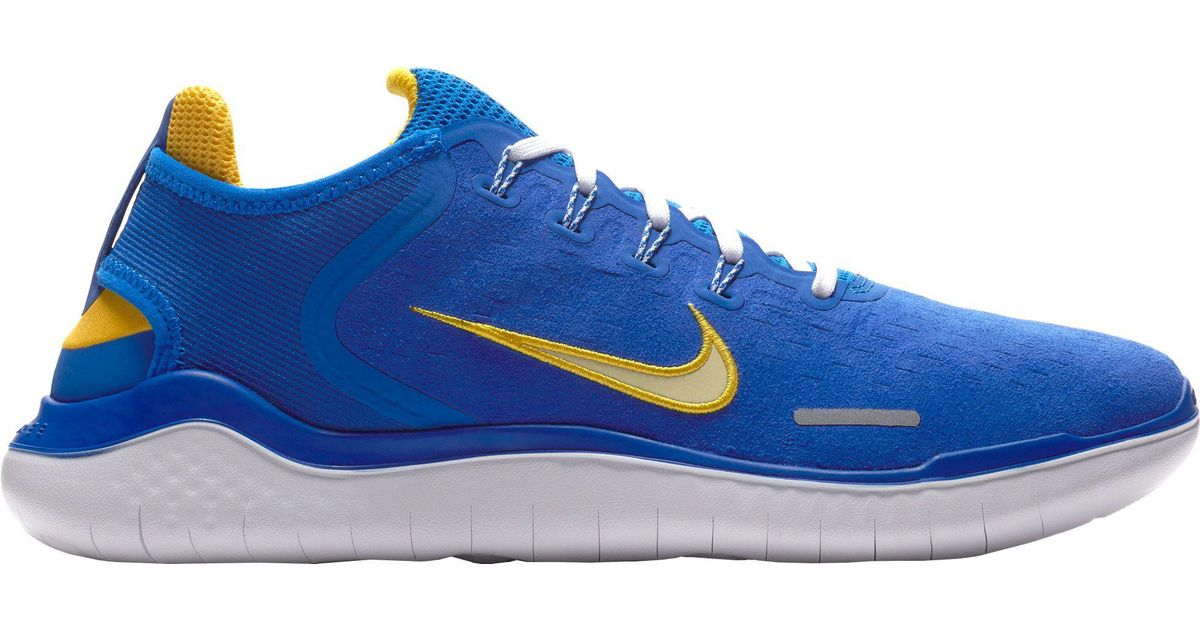 64a6204aa98b Lyst - Nike Free Rn 2018 Dna Men s Running Shoe in Blue for Men - Save 40%