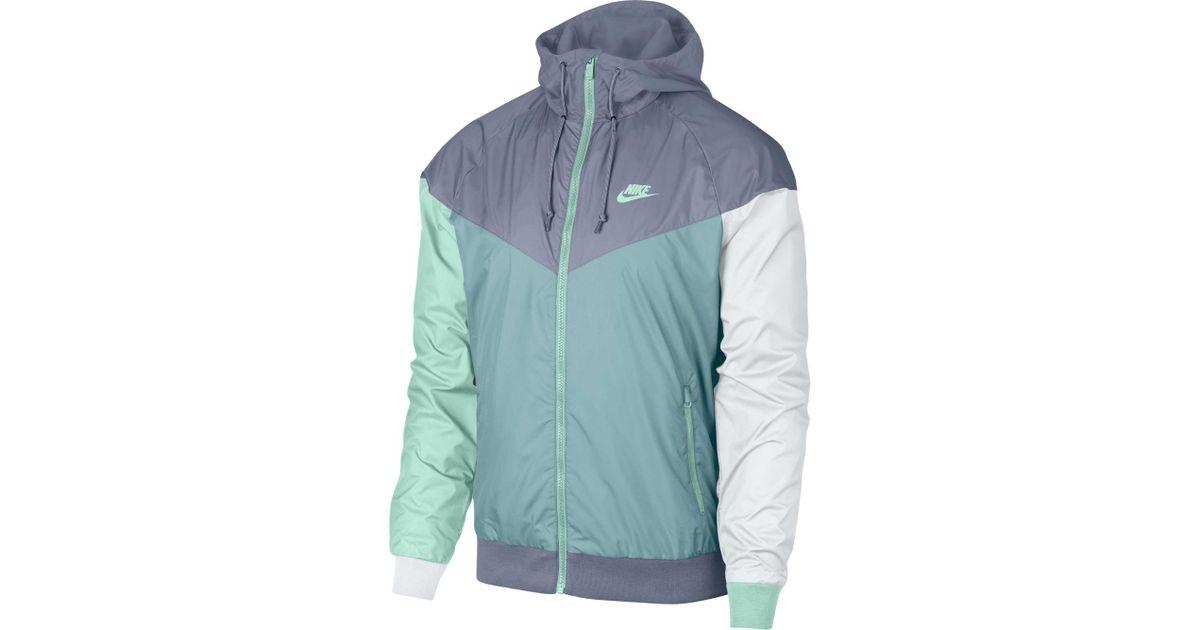 fe264bfc1dcc1 Nike - Multicolor Windrunner Full Zip Jacket for Men - Lyst