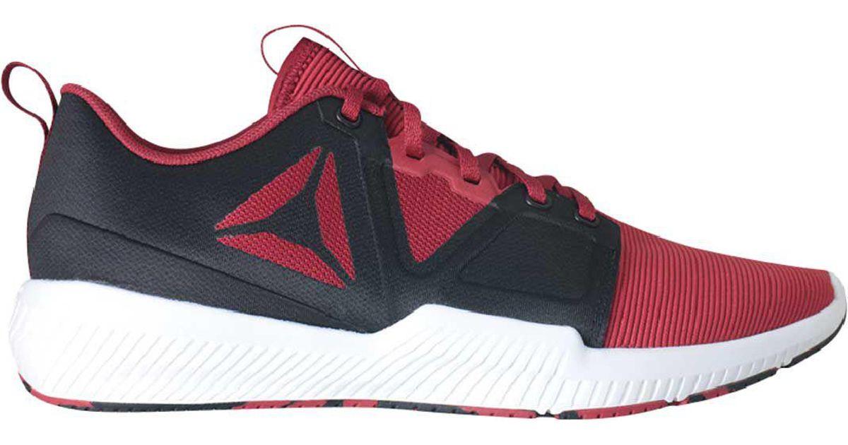 36dbbebf74b7 Lyst - Reebok Hydrorush Tr Training Shoes in Red for Men