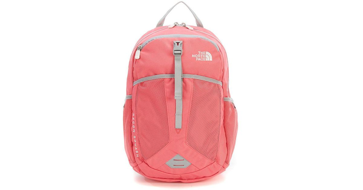 Lyst - The North Face Recon Squash Backpack in Pink c78a51c94ec46