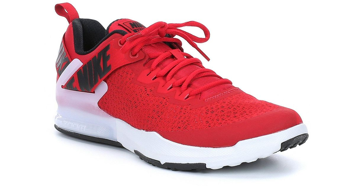 ac057b9d8125 Lyst - Nike Men s Zoom Domination Tr 2 Training Shoe in Red for Men