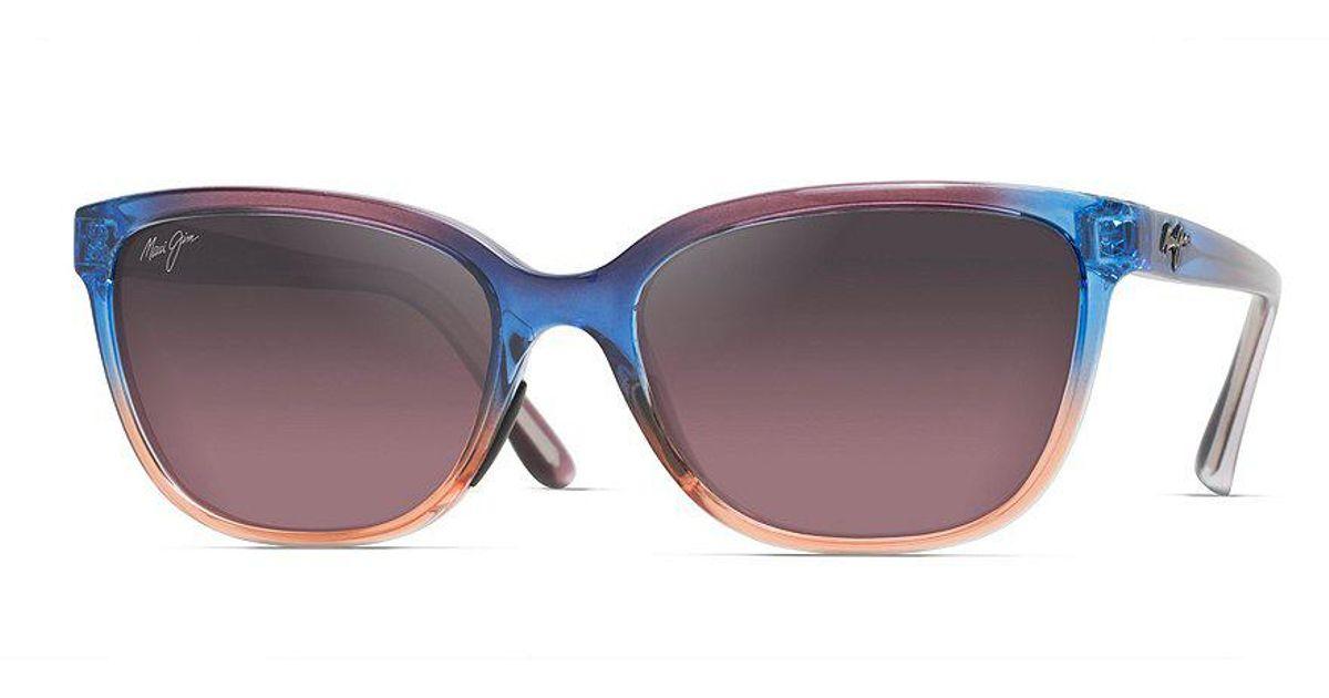 938fa64fd8f6 Maui Jim Honi Polarized Sunglasses - Lyst