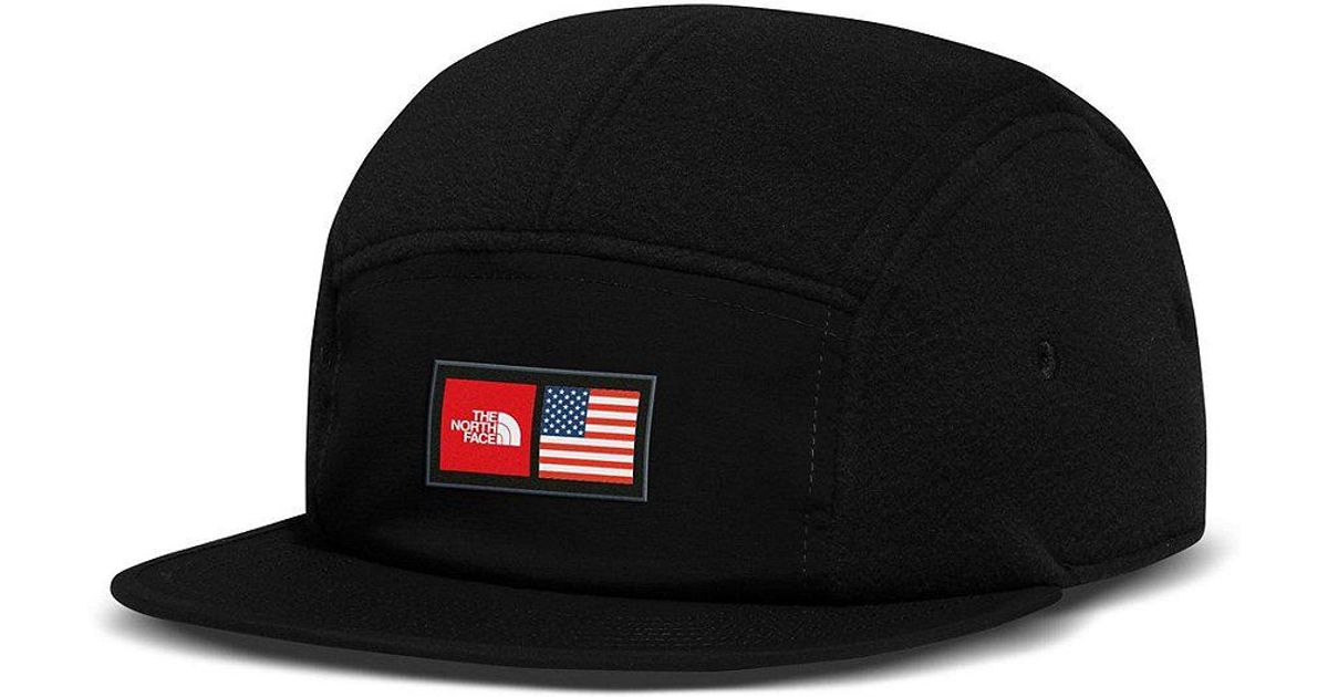 b664b4e065bc8 The North Face Ic Five Panel Hat in Black for Men - Lyst