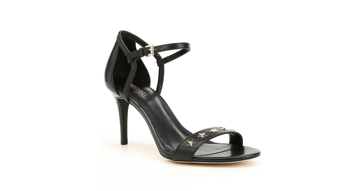 bYkZODr2ef Simone Ankle Strap High-Heel Sandals O04YIuEJZA
