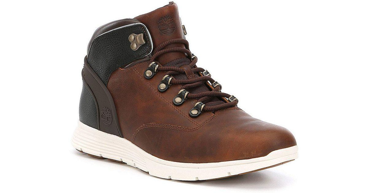 6209a5251872 Lyst - Timberland Men s Killington Hiker Boots in Brown for Men