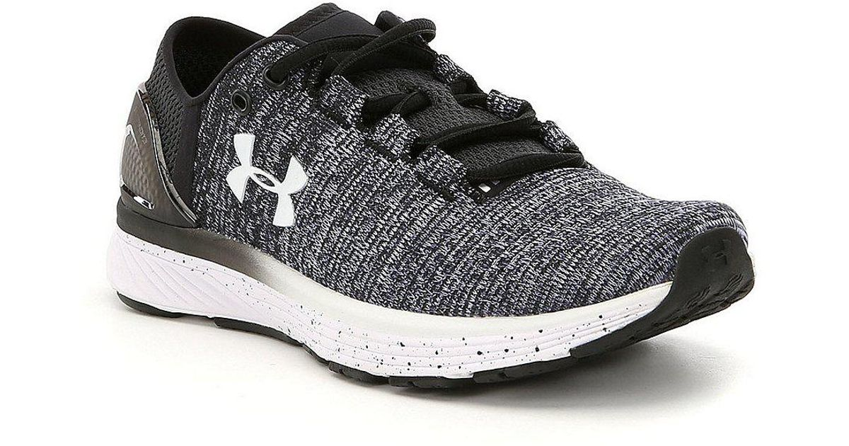 f37029f91f00 Lyst - Under Armour Women ́s Charged Bandit 3 Running Shoes in Black
