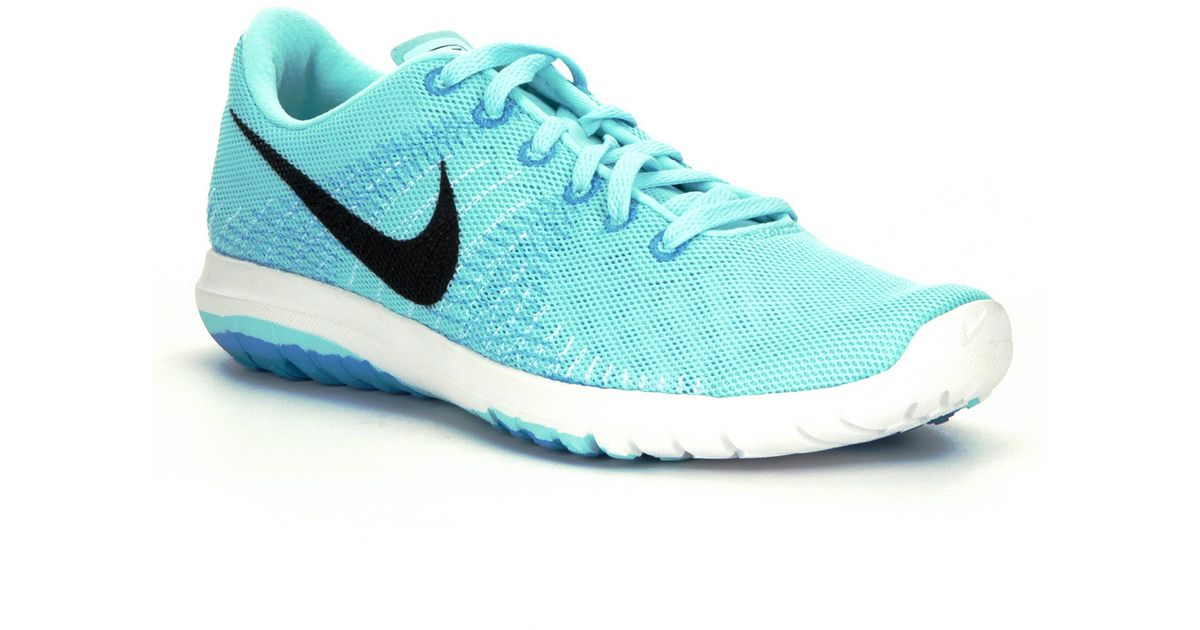 dc83e0a6cc66 Lyst - Nike Flex Fury Women´s Running Shoes in Blue