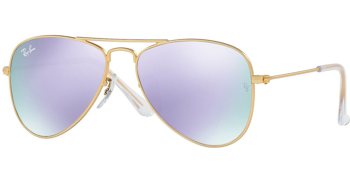 ray ban mirrored aviator sunglasses for women www. Black Bedroom Furniture Sets. Home Design Ideas