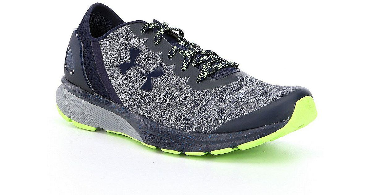 1f0ba3b15dcd Lyst - Under Armour Men ́s Charged Escape Running Shoes in Blue for Men