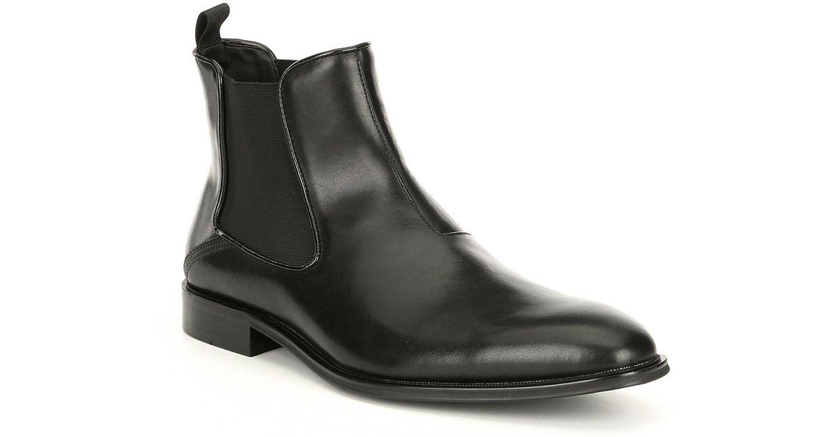 81d6c28bc9b Steve Madden - Black Men's Malice Chelsea Boot for Men - Lyst