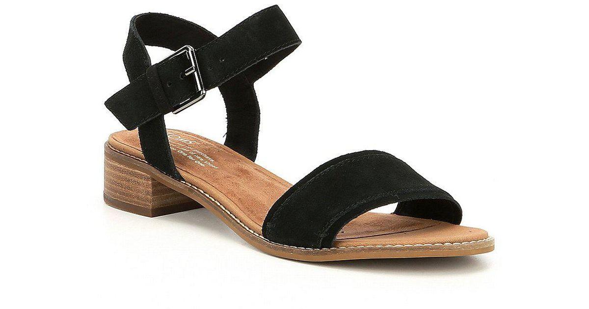 Seville Block Heel Sandals MRmzb