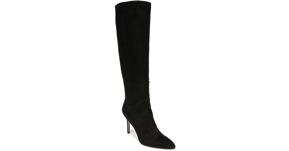 633cdf6e858 Lyst - Sam Edelman Olen Knee High Boot in Black - Save 50%