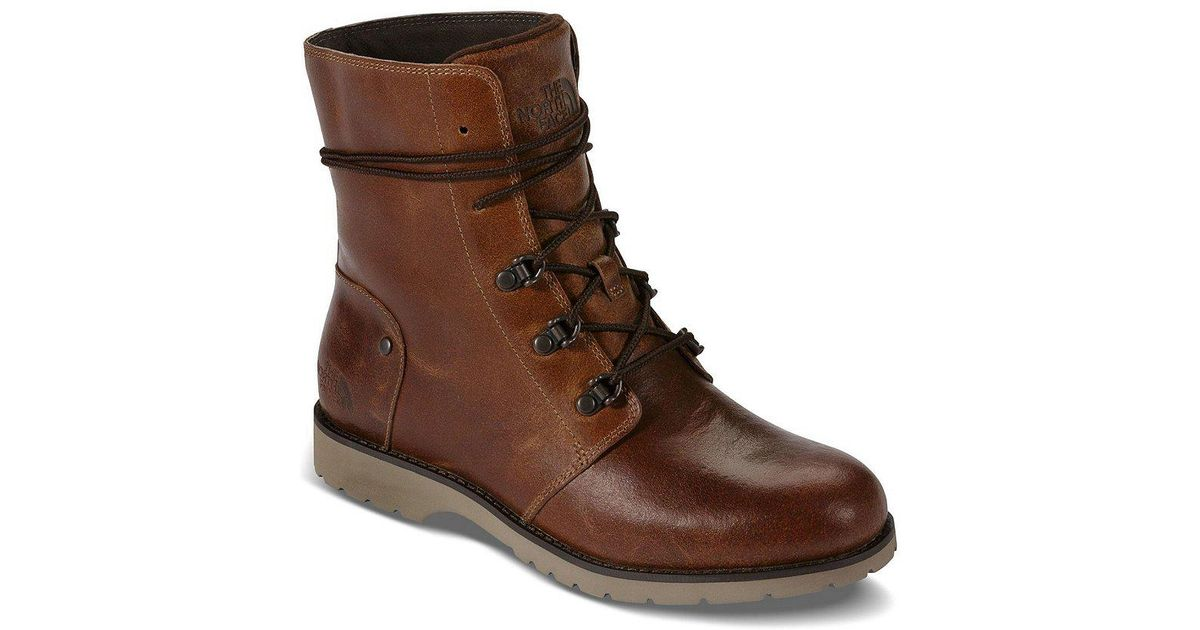 728b5923542a1f Lyst - The North Face Women s Ballard Lace Ii Boot in Brown - Save 7%