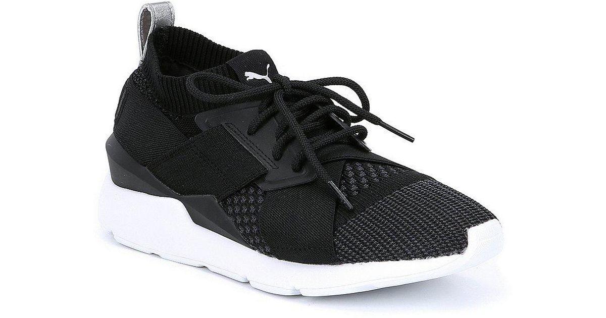 Puma Muse Evoknit Sneakers ttuDEBvmyQ