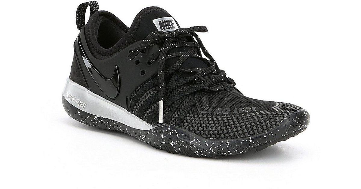93f65455a Lyst - Nike Women s Free Tr 7 Selfie Shoes in Black